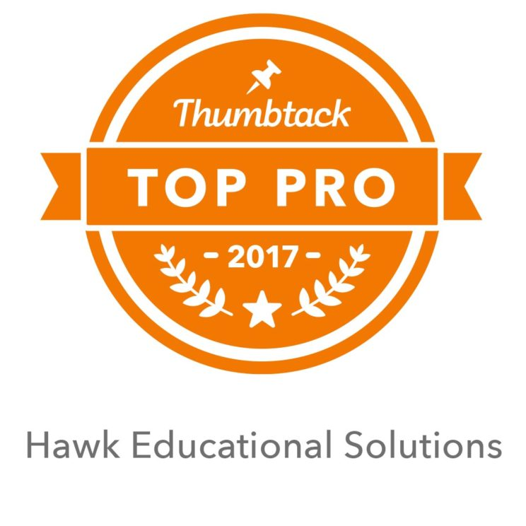 thumbtack, tutoring service, tutor top pro, educator, test prep, college counseling, k-12, college